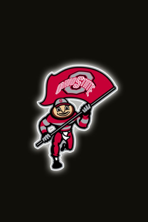 Brutus Buckeyes iPhone Wallpaper | Ohio State Buckeyes - Cool