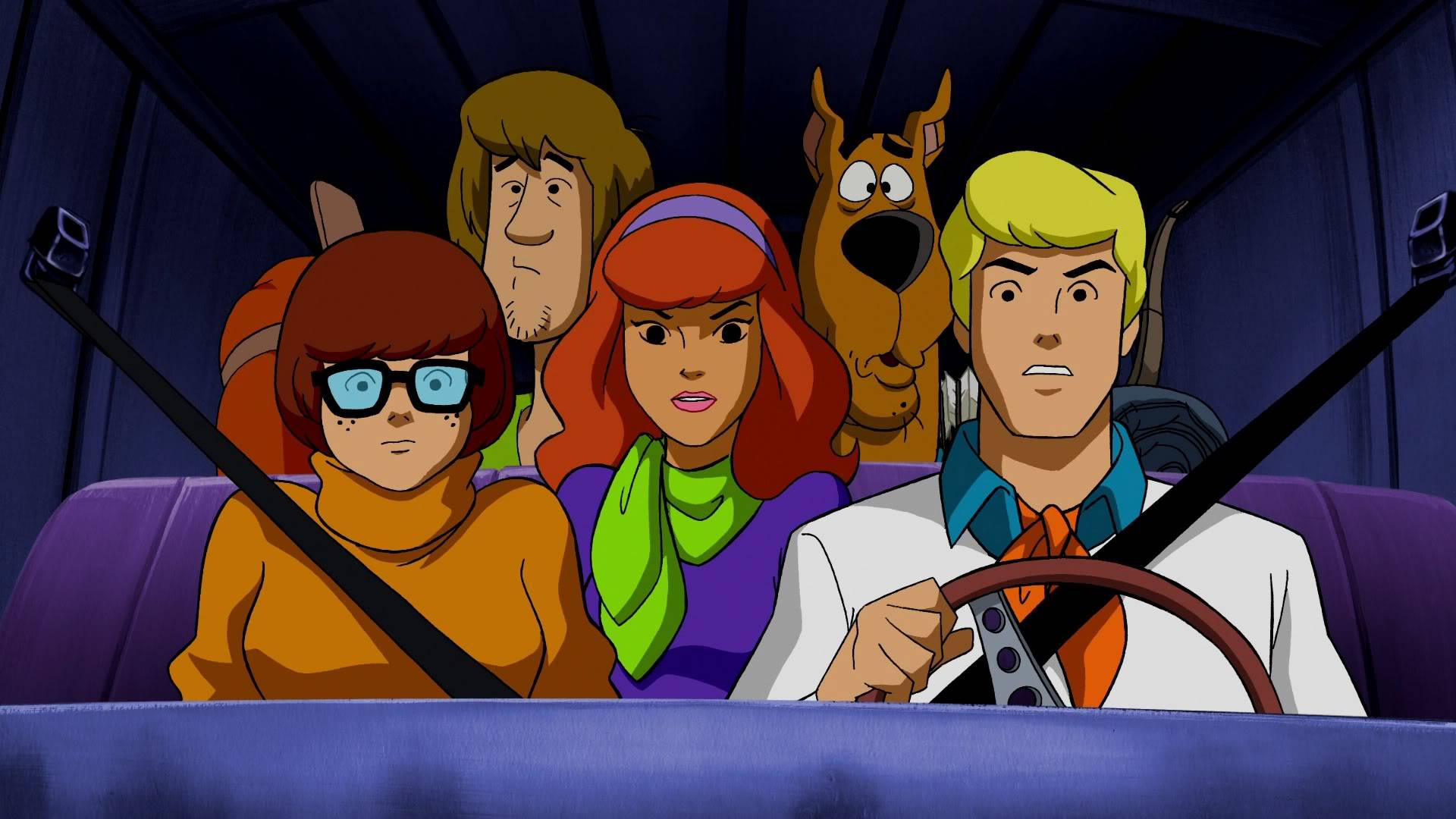 Scooby Doo Wallpapers - Wallpaper Cave