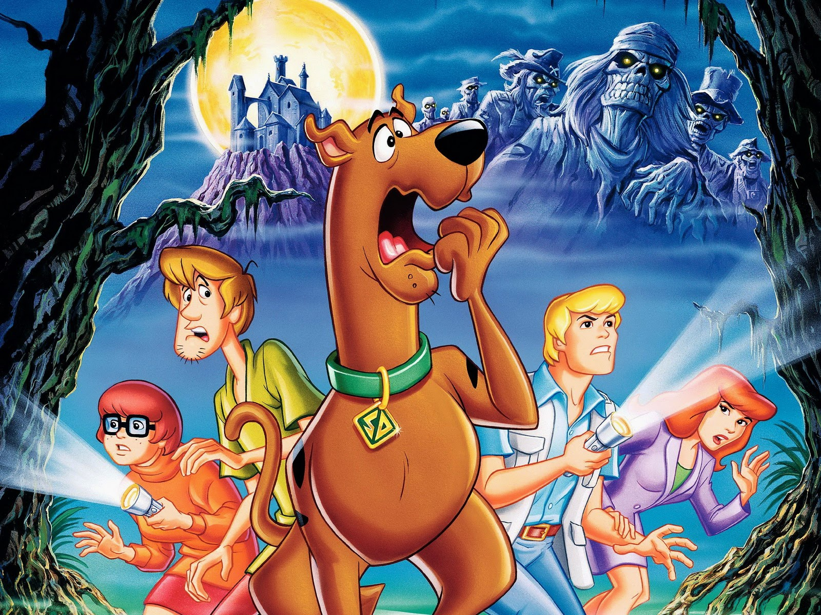 Scooby Doo Wallpaper Collection For Free Download