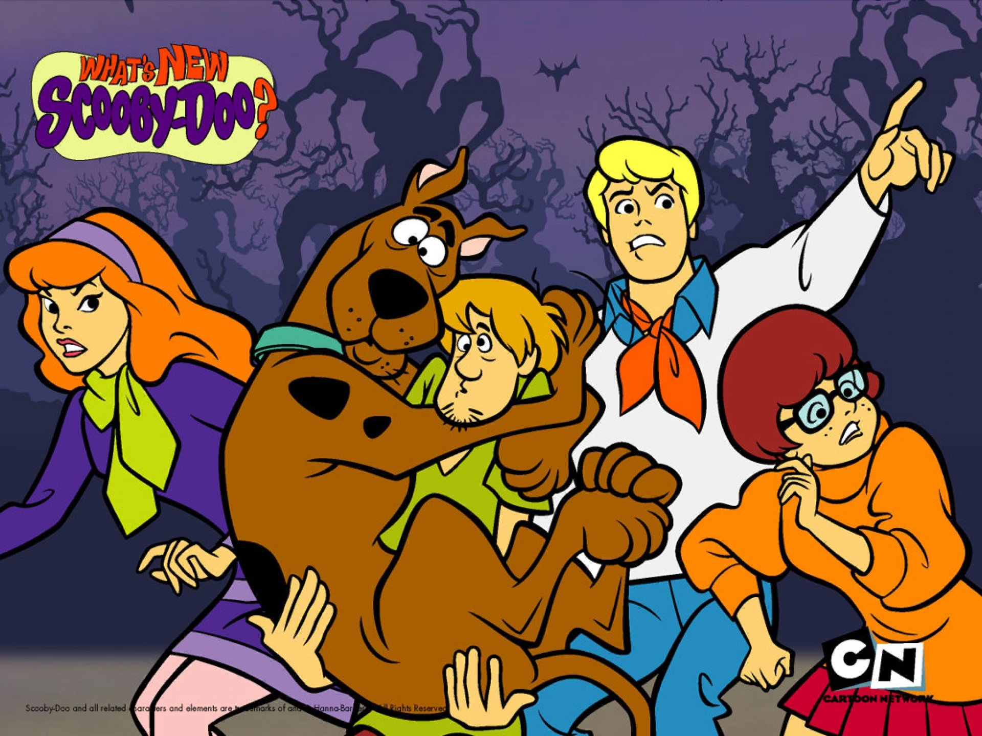 HD Scooby Doo Wallpapers | PixelsTalk Net