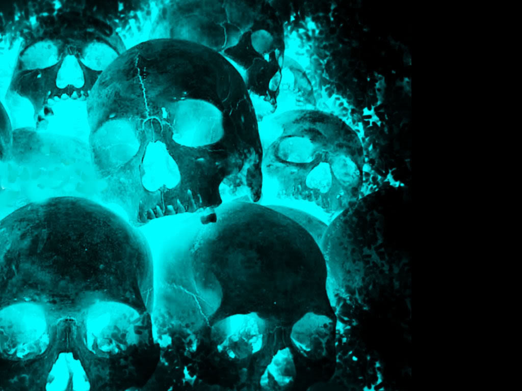 Free Skull Backgrounds Group 77
