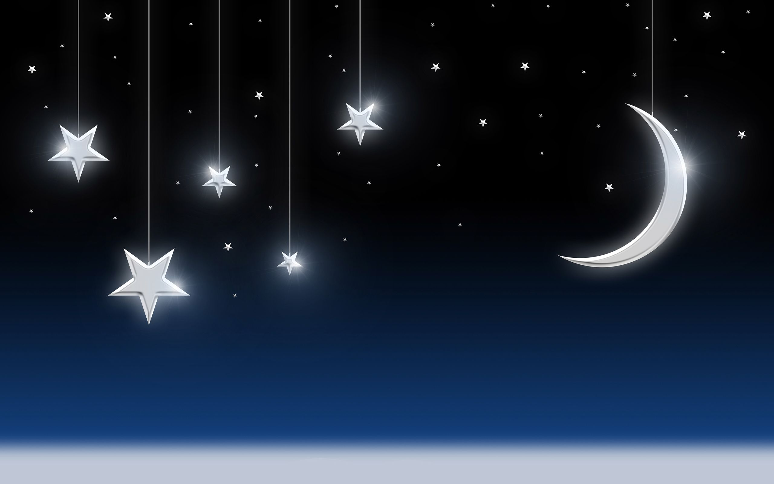Night Sky Stars Wallpapers
