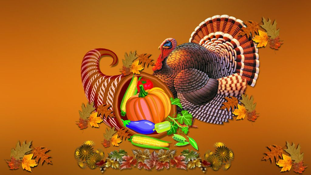 Free Animated Thanksgiving Desktop Wallpaper - WallpaperSafari