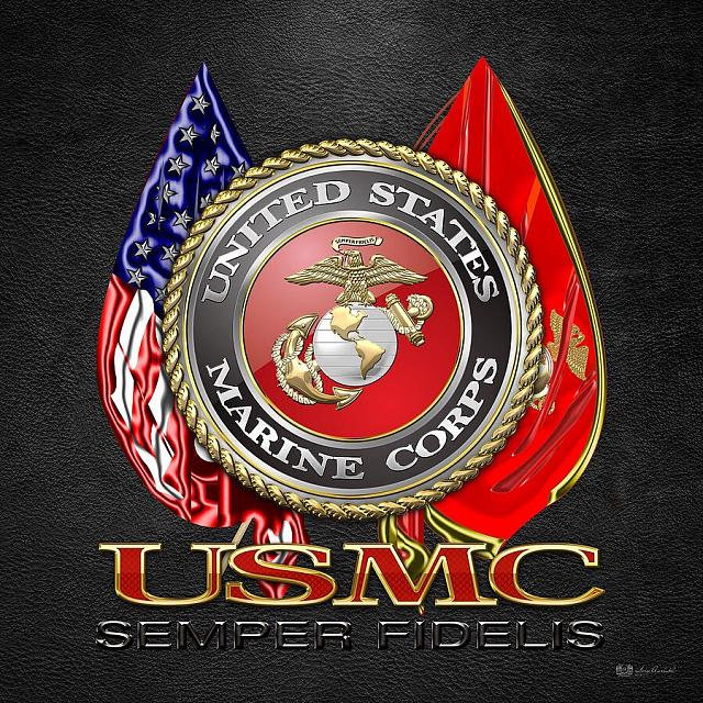 USMC Logo Wallpapers Group (56+)