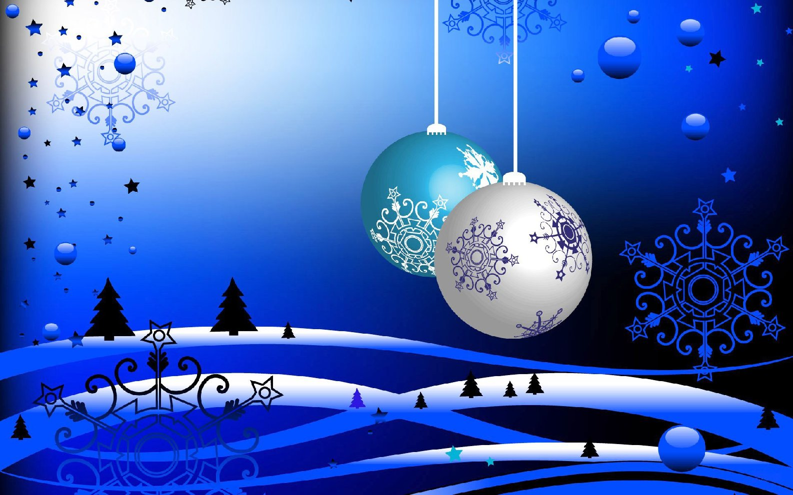 Free Christmas Wallpapers For Desktop Group (82+)