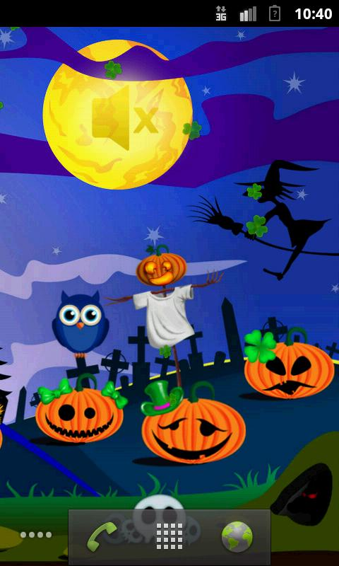 Halloween Live Wallpapers Free - Android Apps on Google Play