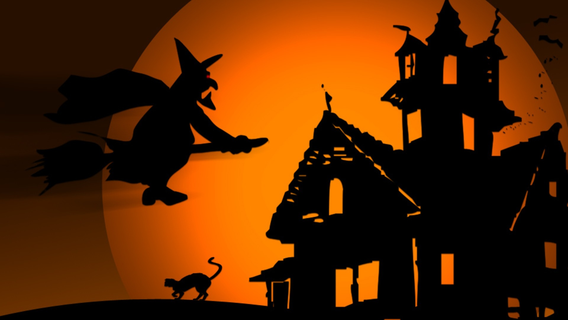 Free Wallpaper Halloween Pictures - WallpaperSafari