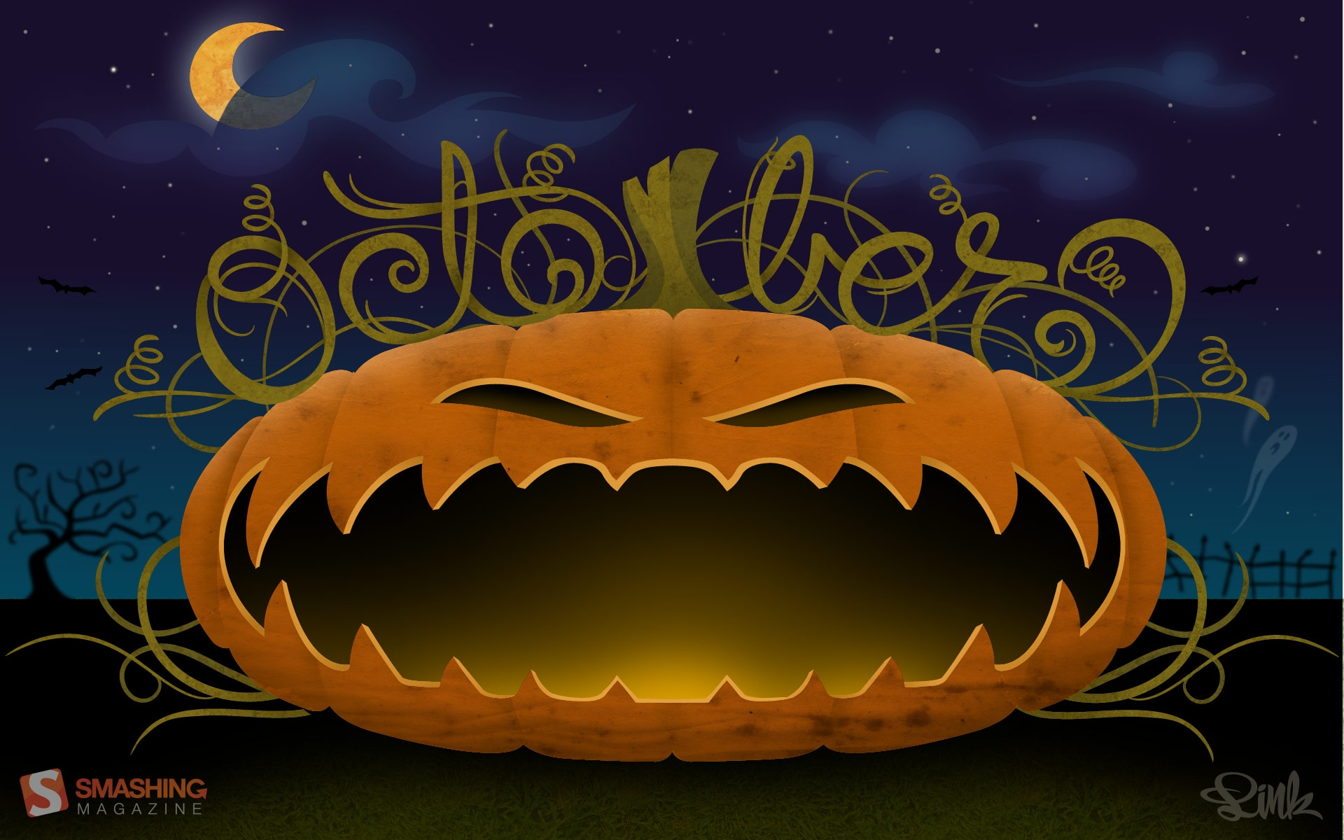 Free Halloween Wallpaper Images