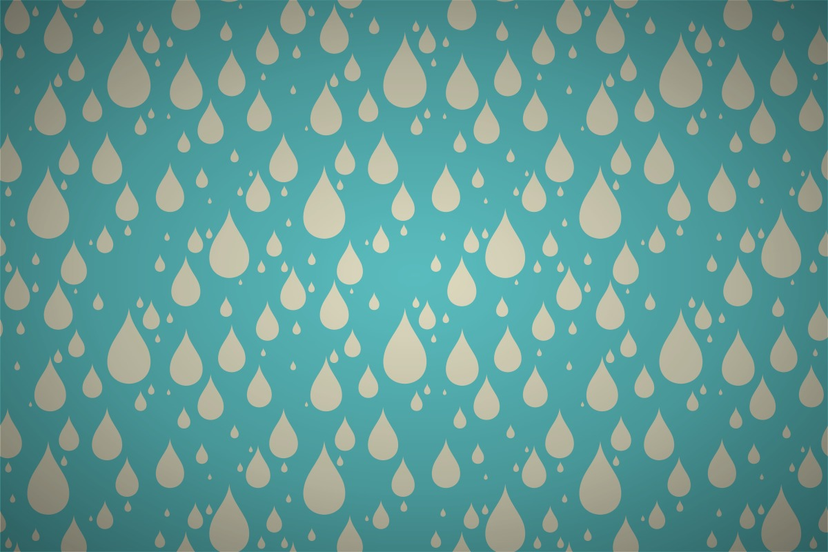 Free rain drops wallpaper patterns