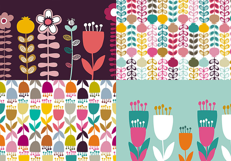 Wallpaper Pattern Free Vector Art - (12575 Free Downloads)