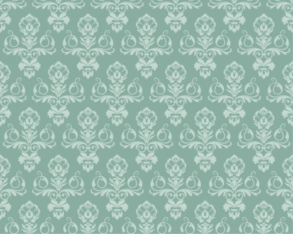 Damask Wallpaper Pattern | free vectors | UI Download