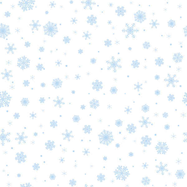 Free winter background, vector image - 365PSD com