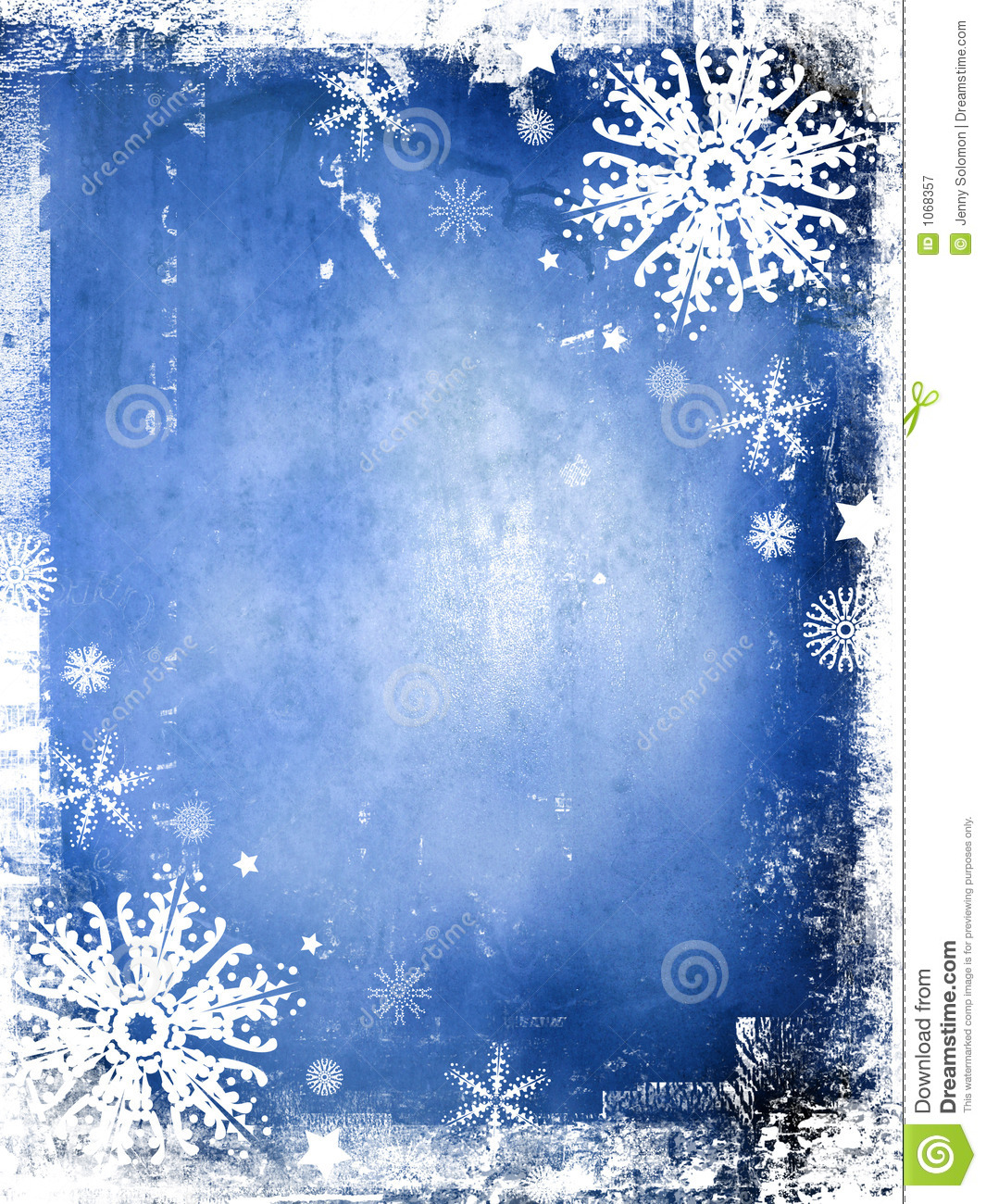 Winter Background Royalty Free Stock Photography - Image: 1068357