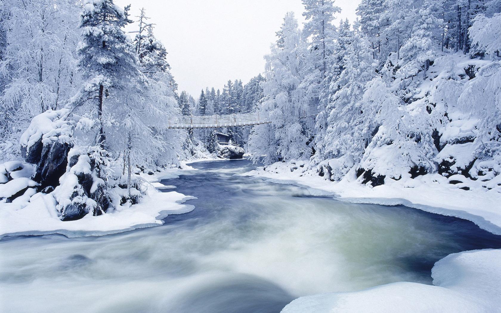 Widescreen Winter Wallpaper Sf Wallpaper