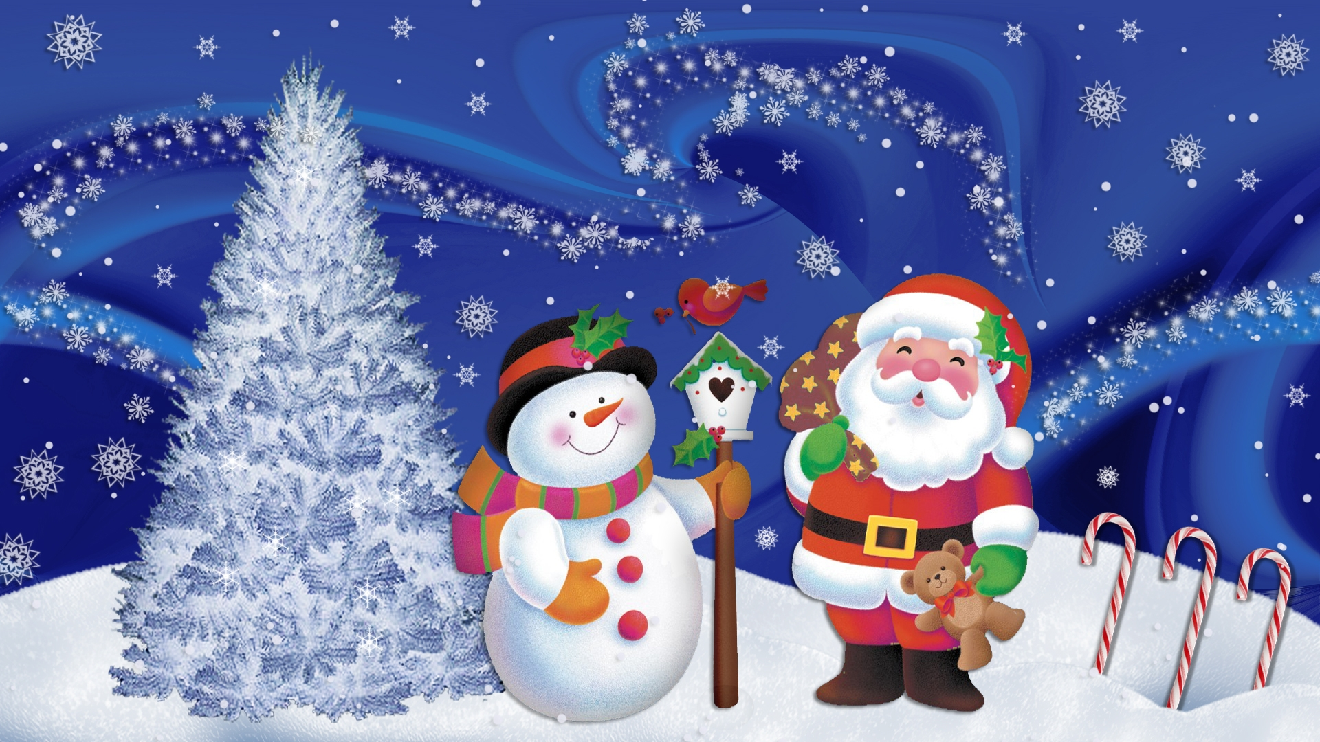 Free Christmas Screensavers wallpaper | 1680x1050 | #79340