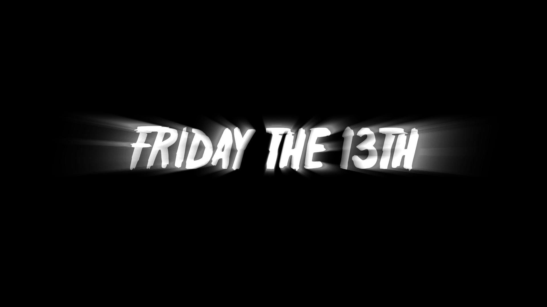 FRIDAY 13TH dark horror violence killer jason thriller
