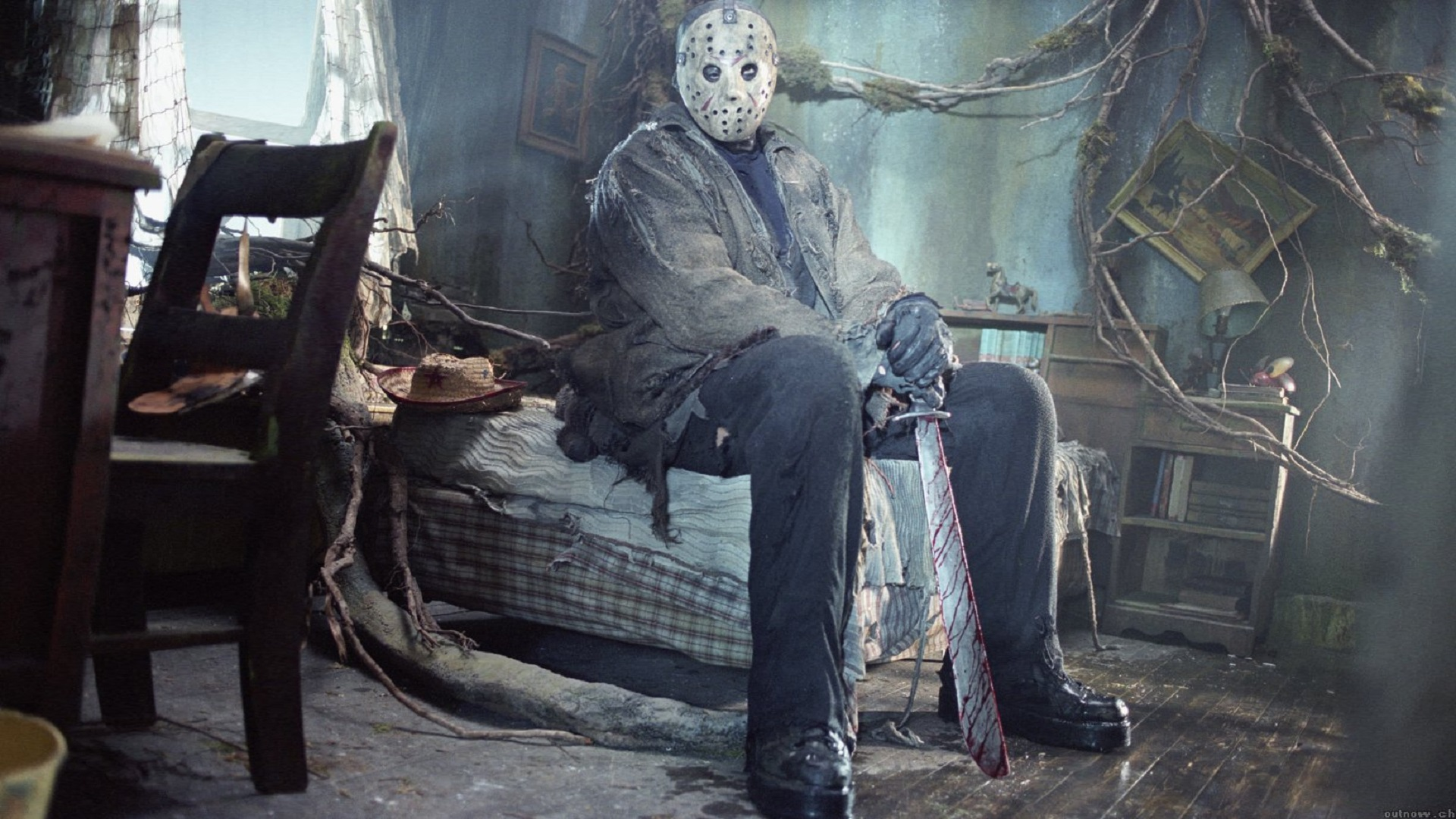 Jason Wallpapers Friday 13th - WallpaperSafari