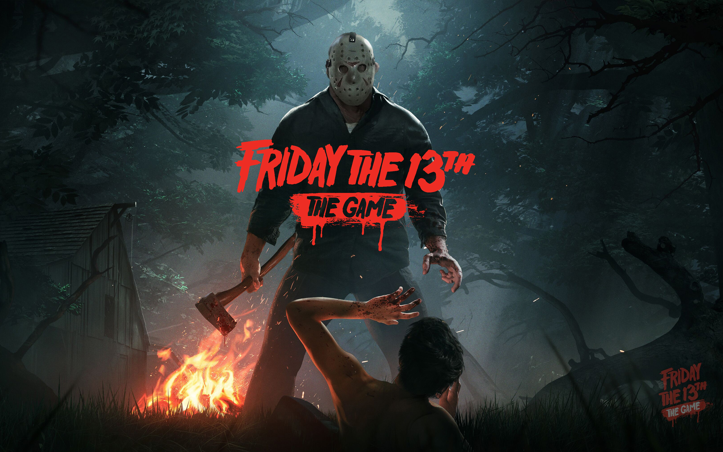 Friday The 13th The Game Wallpapers | HD Wallpapers