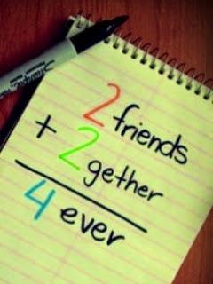 friends forever wallpaper