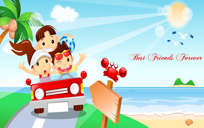 Best Friends Forever Wallpapers HD | PixelsTalk Net