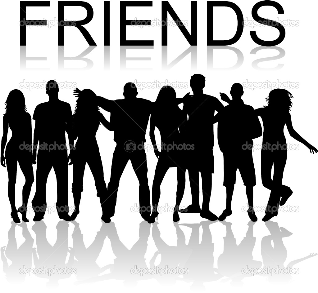Get Friends Together Clipart - Clipart Kid