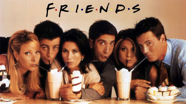 Friends - Show News, Reviews, Recaps and Photos - TV com