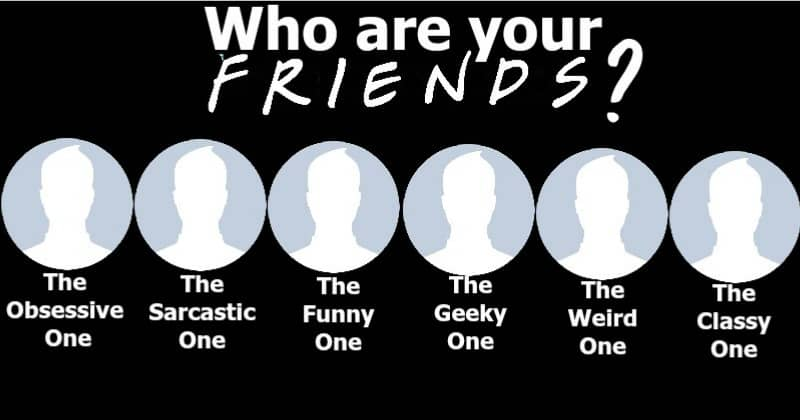 are your friends?