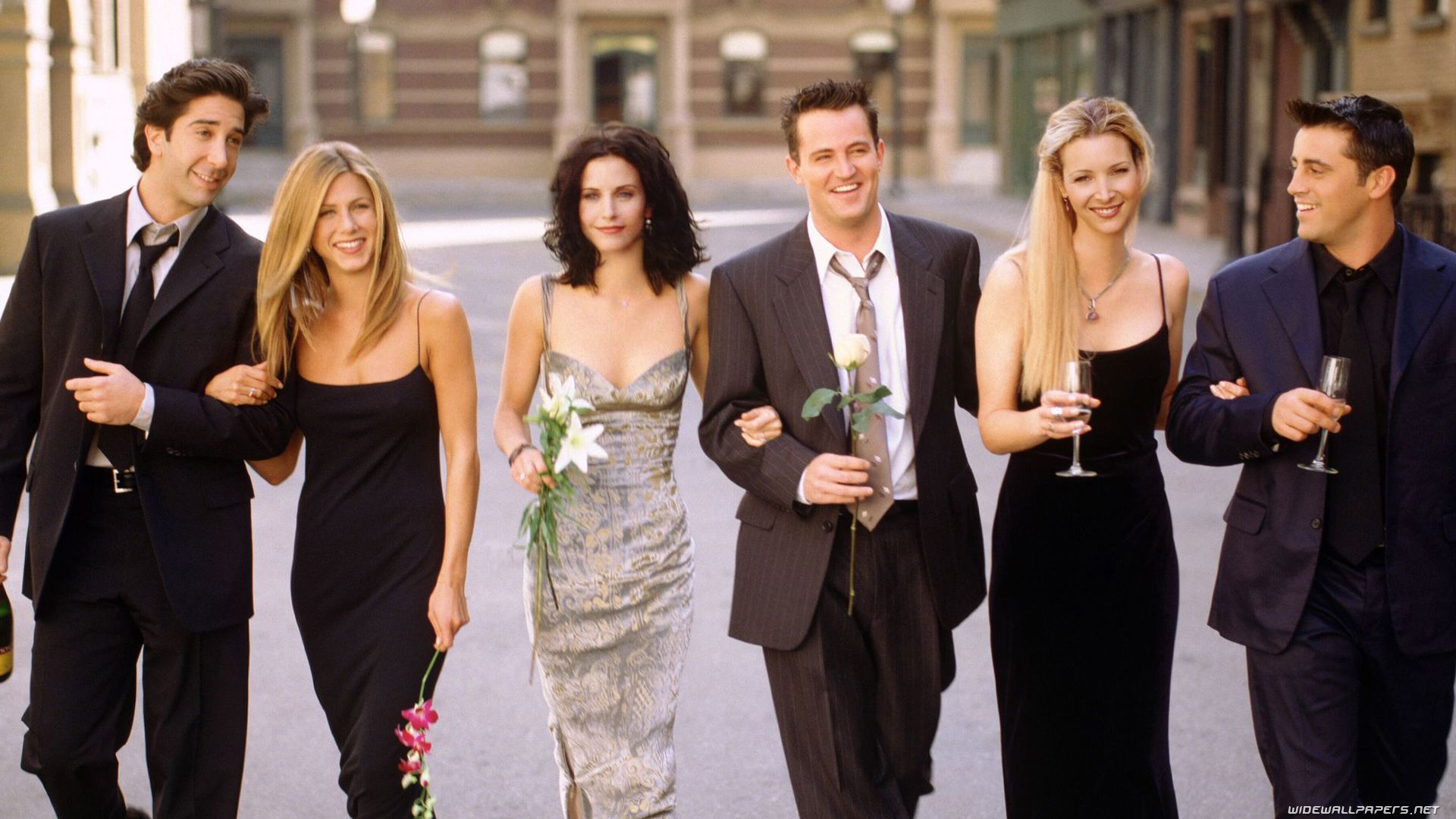 Friends Tv Show Wallpapers Group (49+)