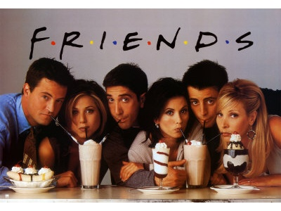 Image Gallery of Friends Tv Show Wallpaper
