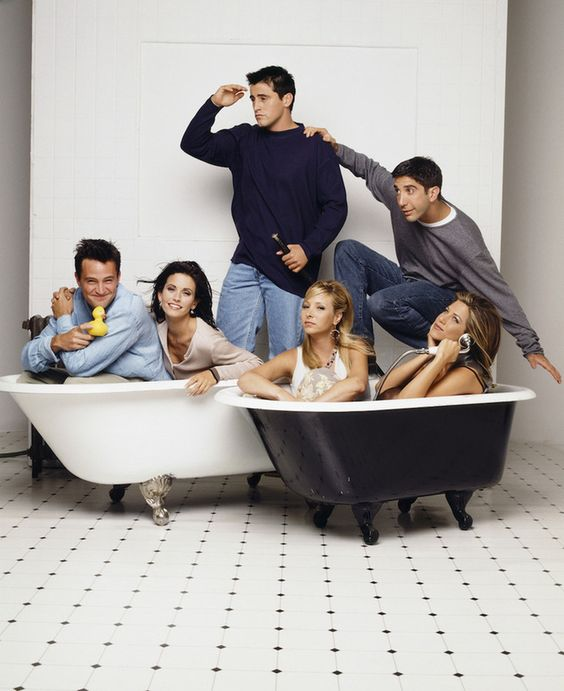12 AWESOME HD WALLPAPERS EVERY DIE HARD ''FRIENDS'' FAN MUST HAVE
