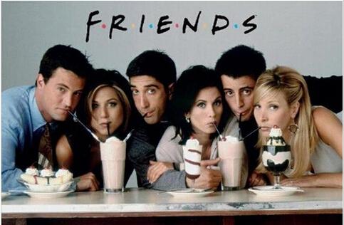 Popular Friends Tv Wallpaper-Buy Cheap Friends Tv Wallpaper lots