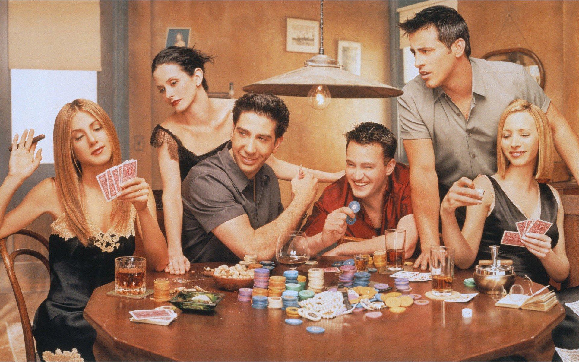 Friends Tv Show Wallpaper