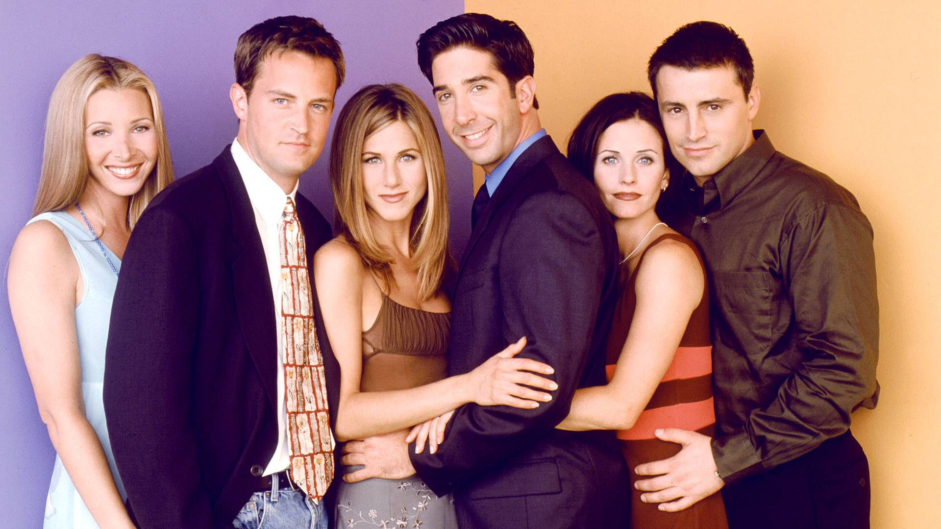 Friends Tv Wallpapers Group (59+)