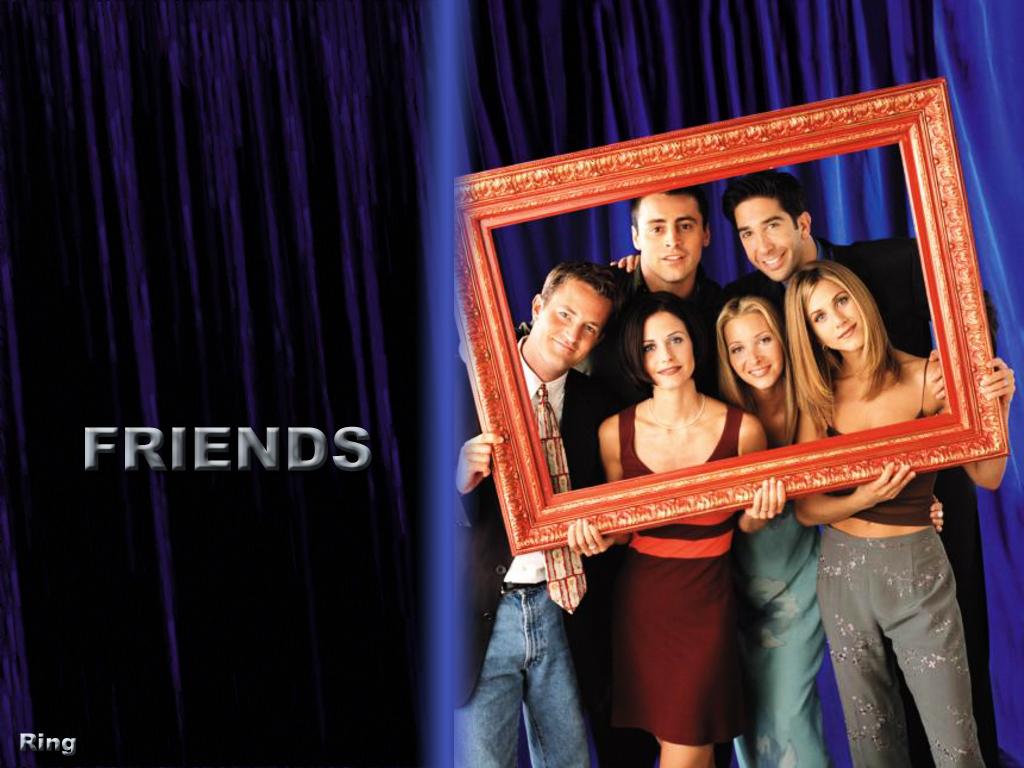 Friends HD Wallpaper - WallpaperSafari