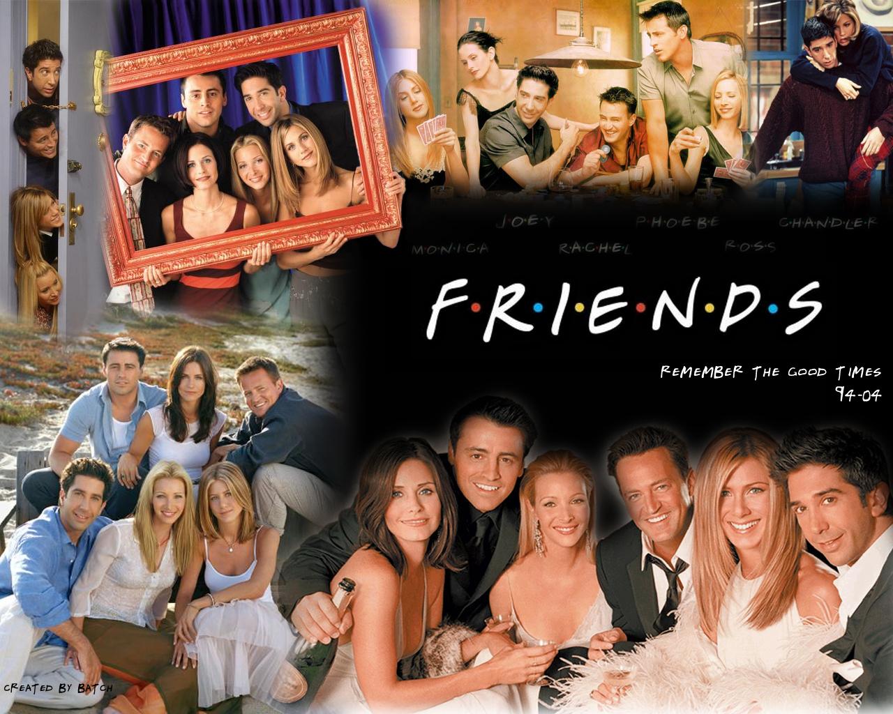 Friends Wallpaper Image - WallpaperSafari
