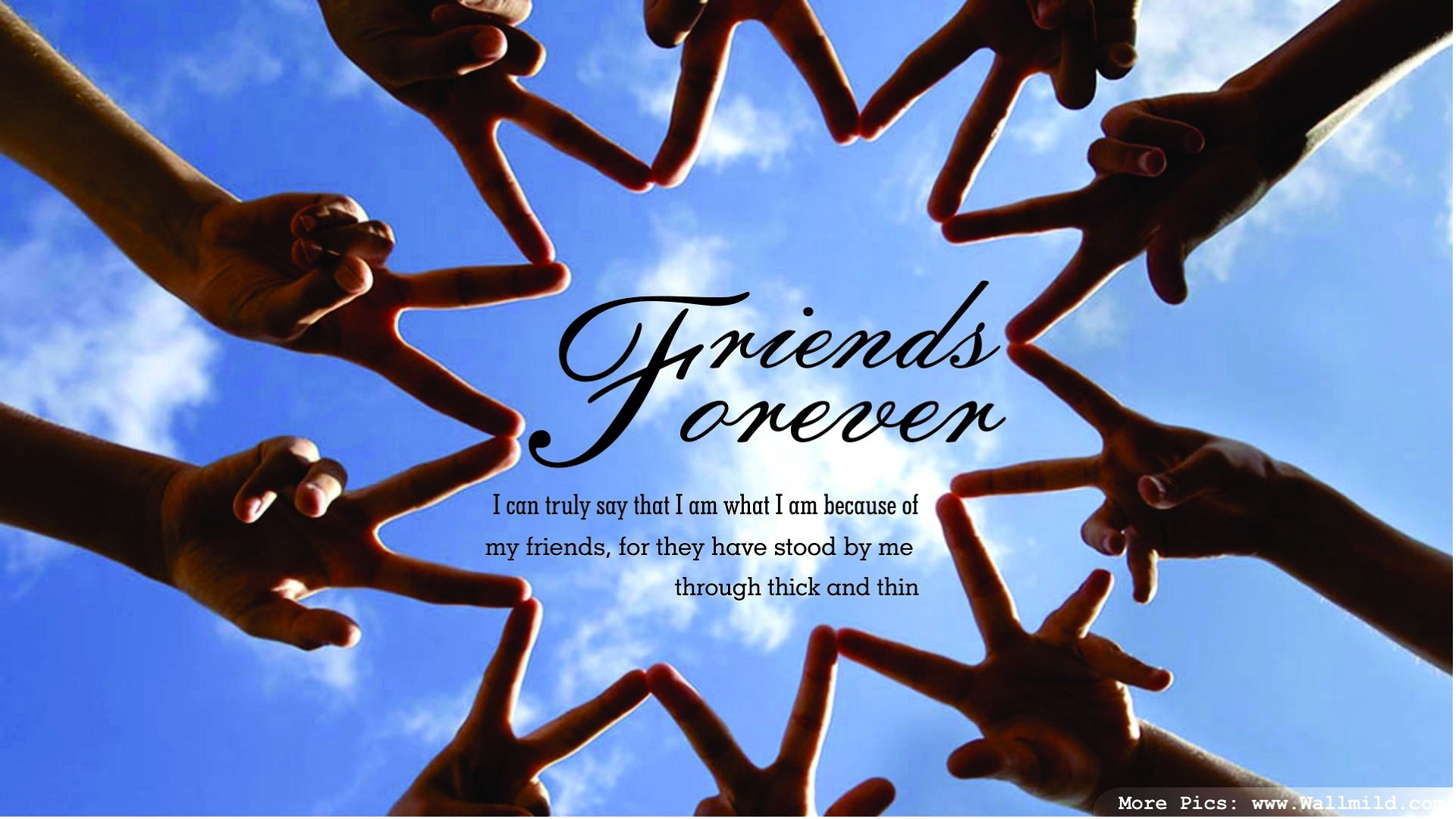 Friends wallpaper 15 HD Collection