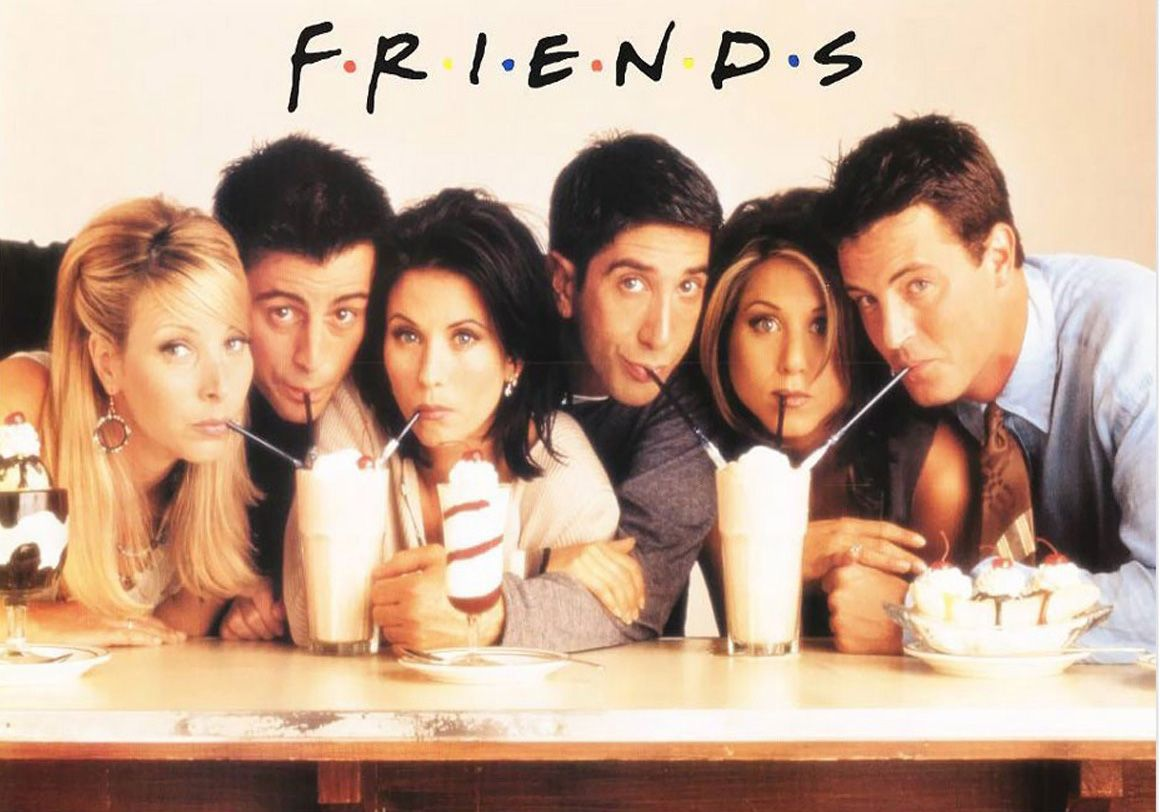 Collection of Friends Wallpaper on HDWallpapers