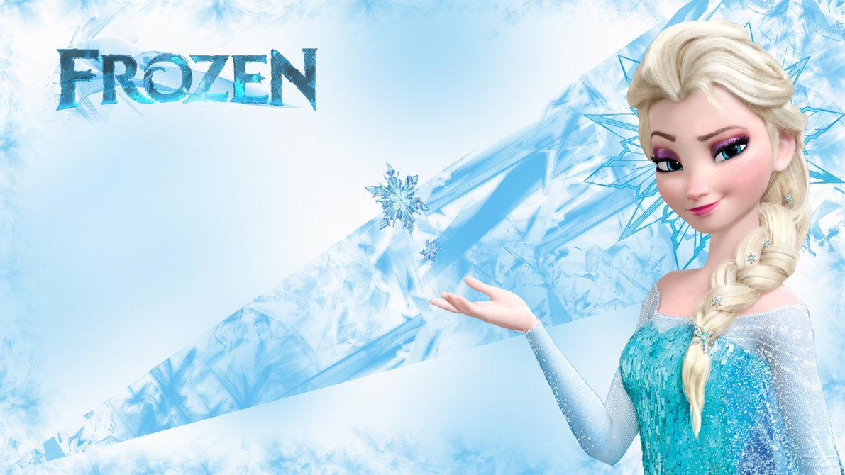 Elsa and Anna Frozen wallpaper Cartoon wallpapers