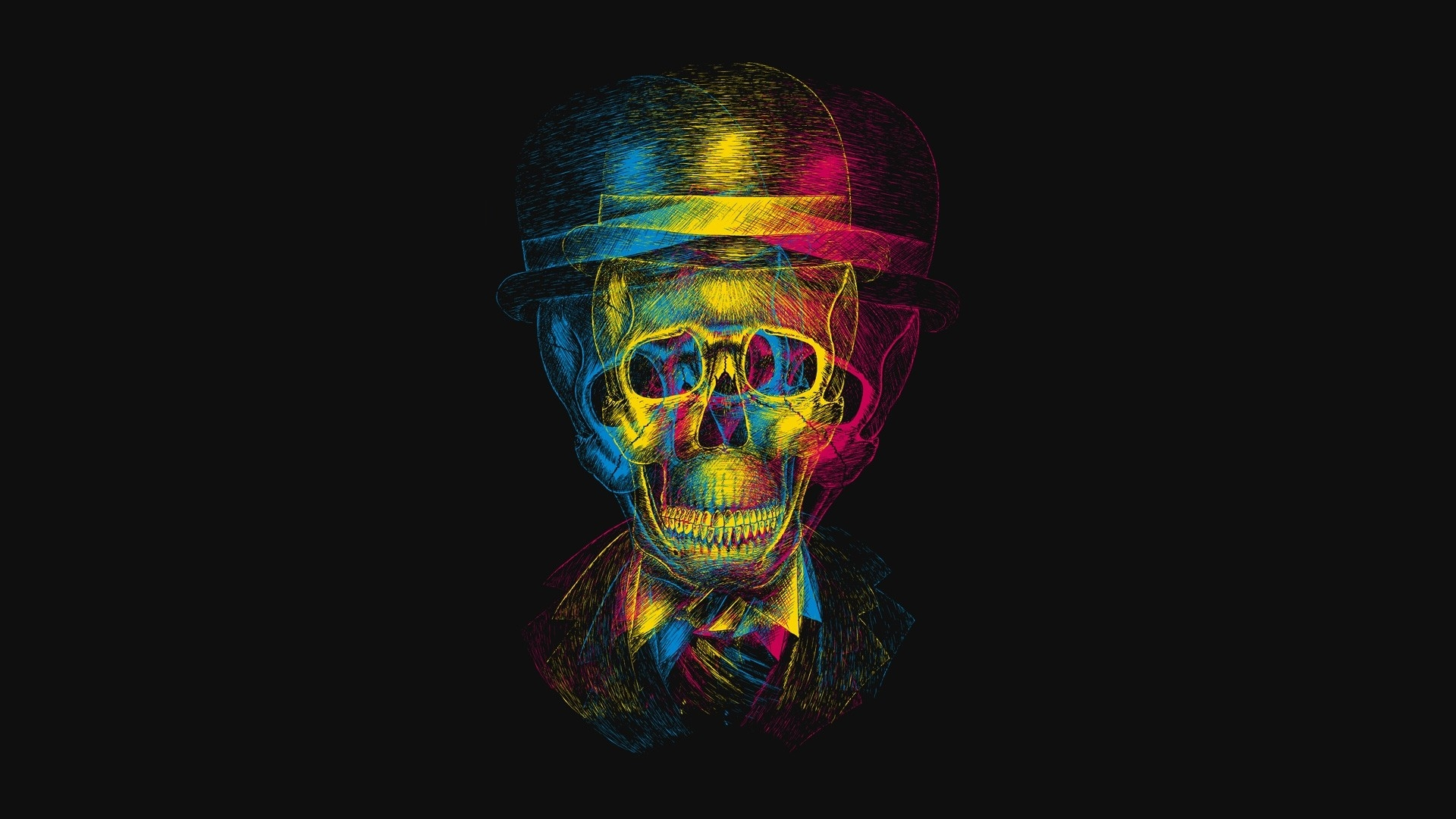 Full HD 1080p Skull Wallpapers Desktop Backgrounds 1920x1080