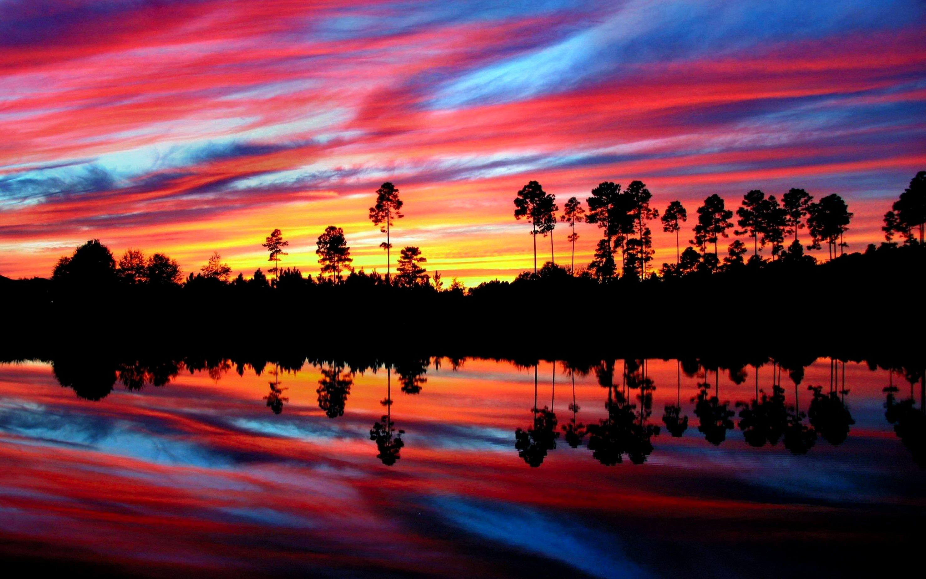 2791 Sunset HD Wallpapers | Backgrounds - Wallpaper Abyss