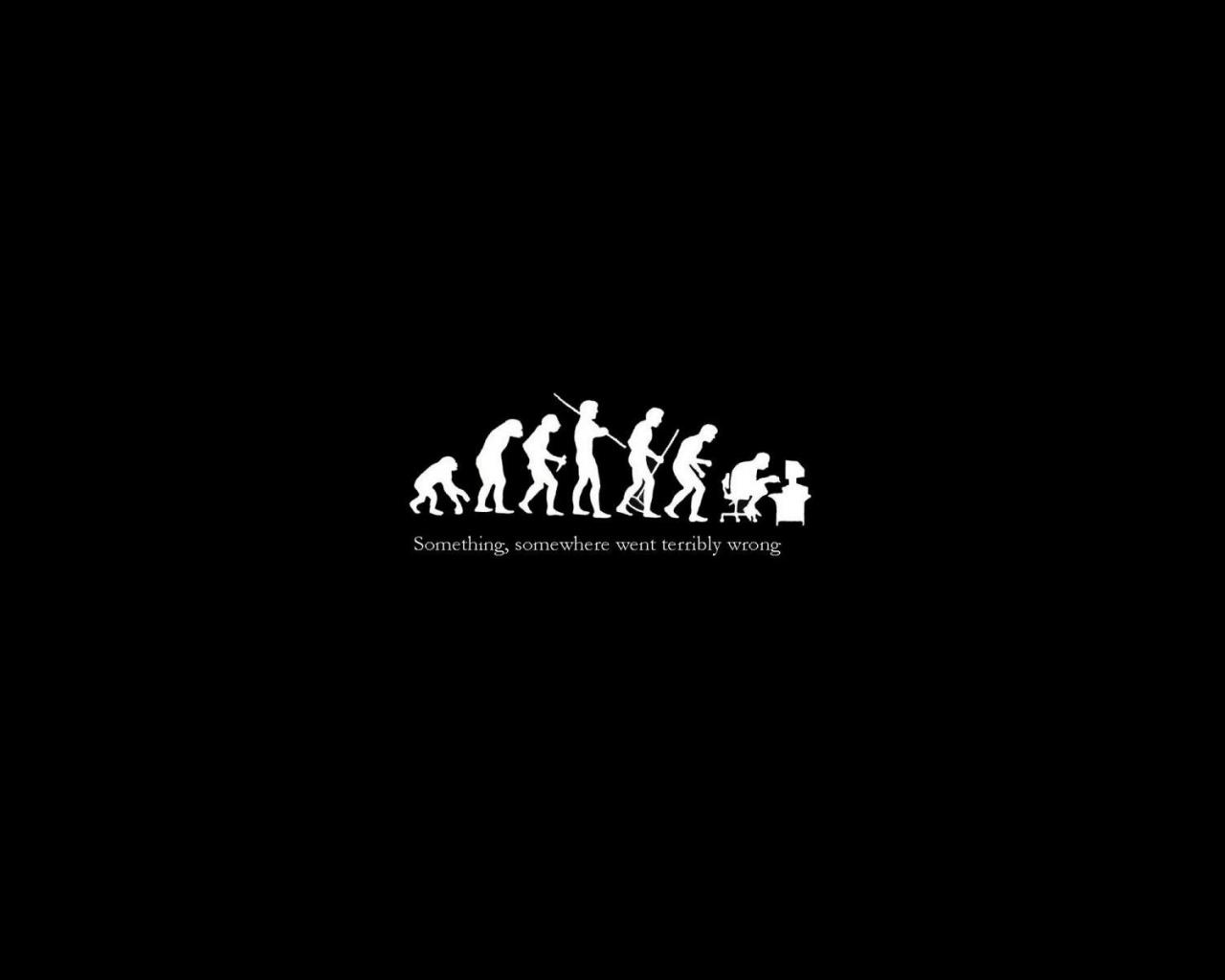 Human evolution Gaming Funny Evolution HD Wallpapers, Desktop
