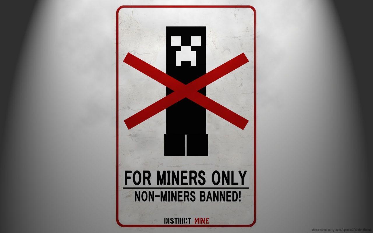 Funny Minecraft Wallpaper