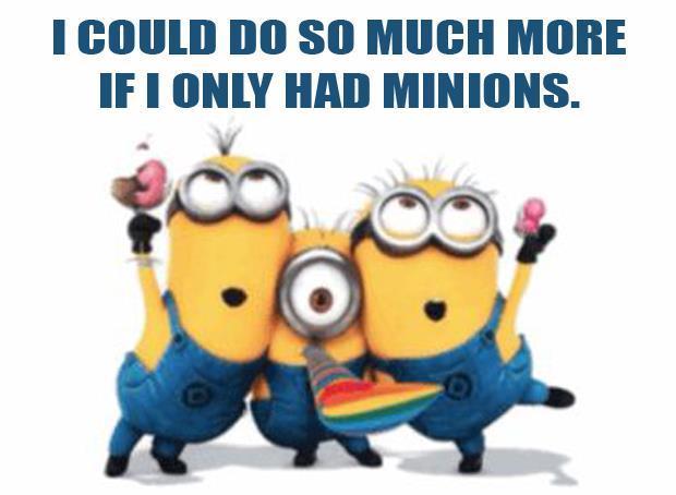 Funny Minion Pictures - 24 Pics