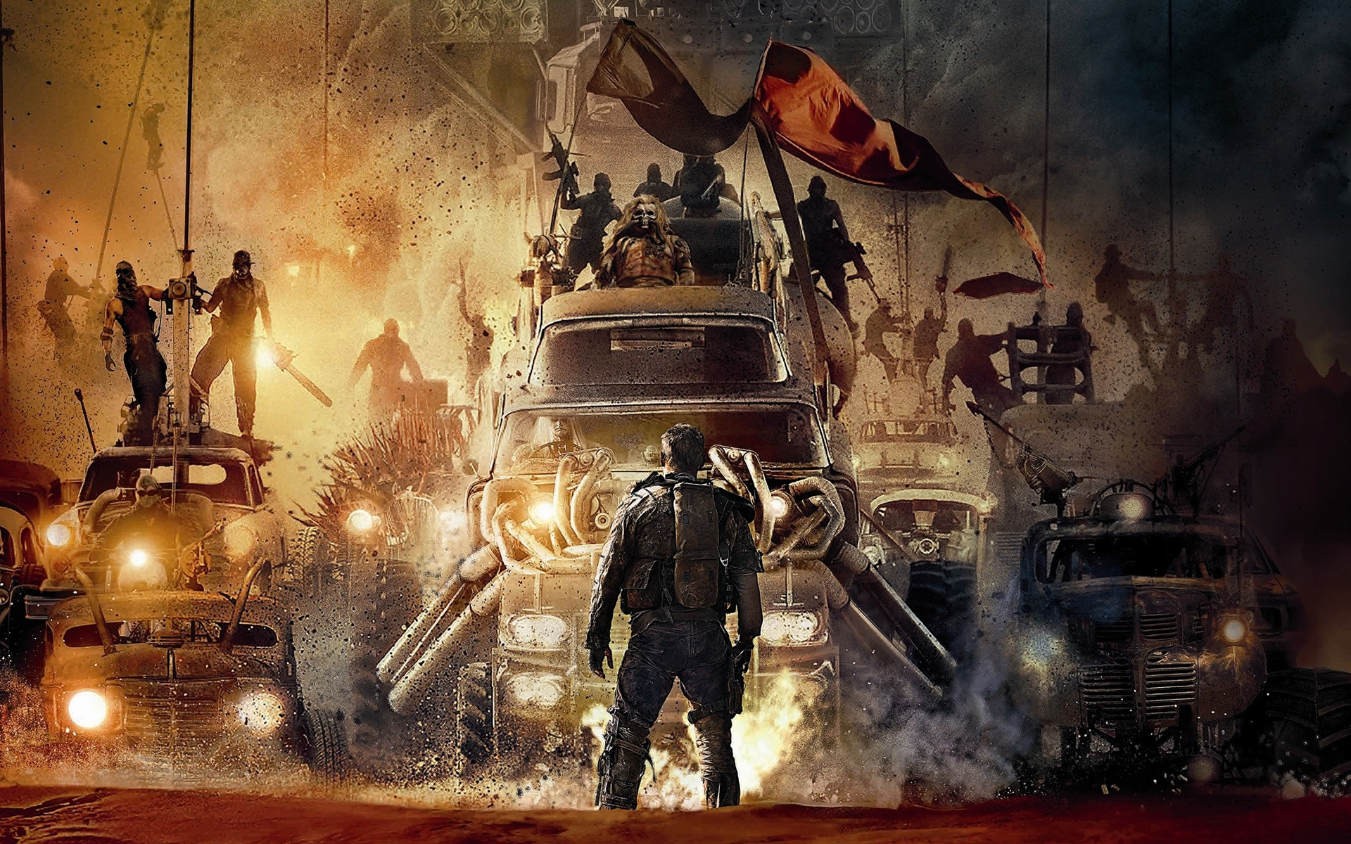 185 Mad Max: Fury Road HD Wallpapers | Backgrounds - Wallpaper Abyss