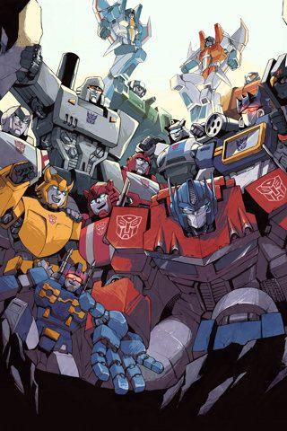 Transformers G1 Wallpaper Sf Wallpaper