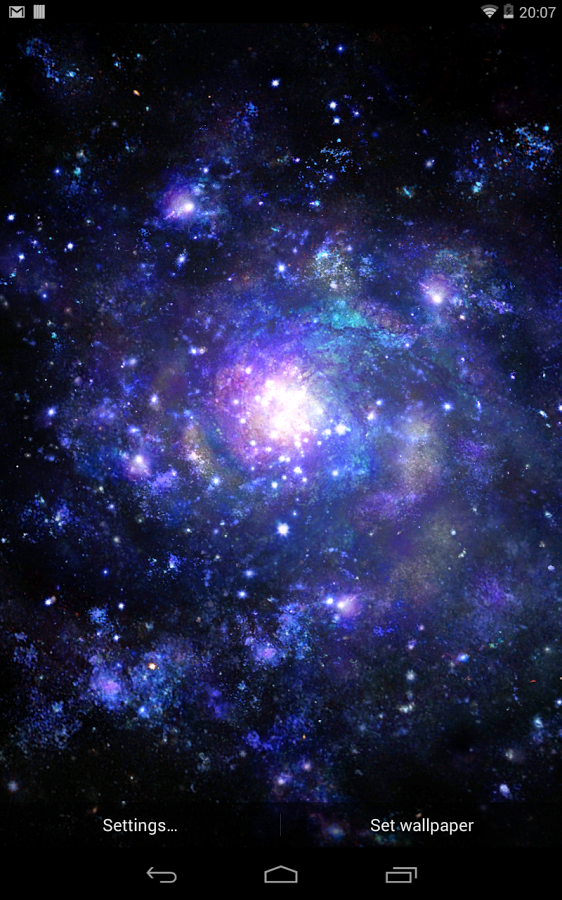 Galaxy Wallpapers For Android Sf Wallpaper