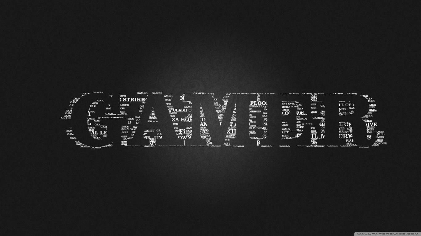 Gamer HD HD desktop wallpaper : Widescreen : High Definition
