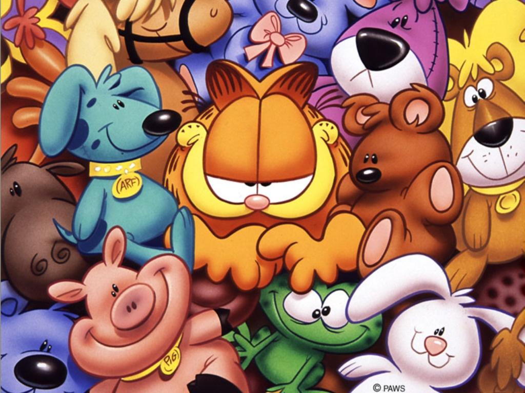 Garfield Cartoon Wallpapers Sf Wallpaper
