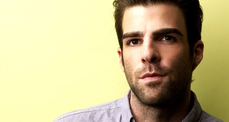 Zachary Quinto Slams Gay Men For 'Laziness' - Consort PR