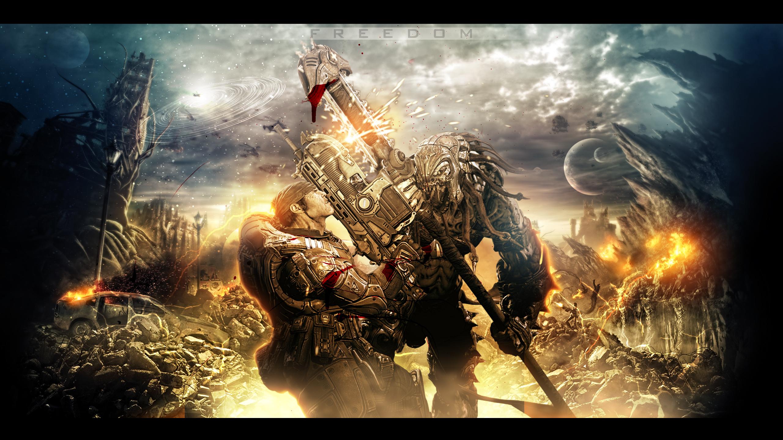 gears of war 3 backgrounds - sf wallpaper